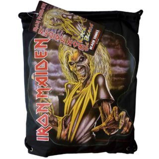 Iron Maiden CD cvr Killers Offcl Beach Towel Bag New