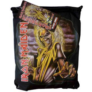 Iron Maiden CD cvr Killers Offcl Beach Towel Bag New