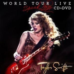 Cent CD Taylor Swift Speak Now Live CD DVD Set SEALED