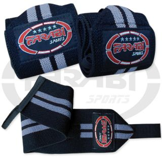 Weight Lifting Wrist Support Wraps Bandage Thumb Loop