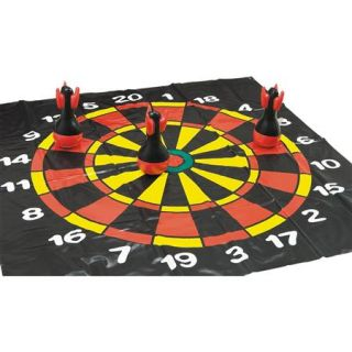 Giant Inflatable Darts Outdoor Family Kids Garden Game