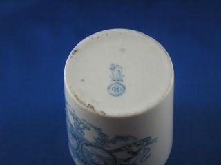 King Edward VII Coronation Beaker Royal Doulton C 1902