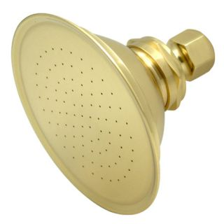 Victorian Polished Brass Shower Head P10PB