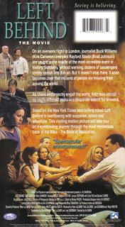 Times VHS Video Left Behind The Movie Kirk Cameron 745638000632