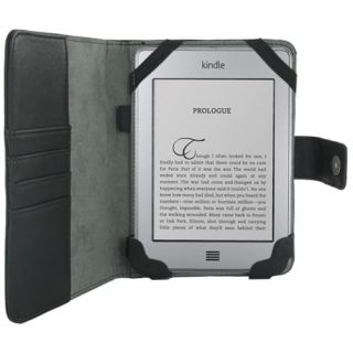 For  Kindle Paperwhite Touch 3G WiFi eReader Premium Black Case