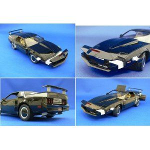 24 Knight Rider 2000 Kitt SPM Mode Model Kit Limited Aoshima Japan