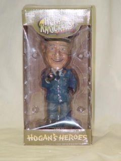 Hogans Heroes Col Klink Head Knocker NECA Bobble Head Handpainted
