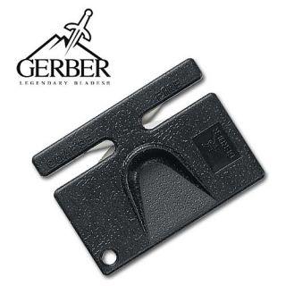 Ceramic Rods Pocket Size Knife Sharpener Fine Coarse Sides