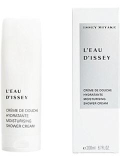Issey Miyake L`Eau d`Issey Moisturising Shower Cream 200ml