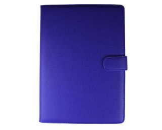 Kobo eReader Leather Case Cover Jacket New Blue