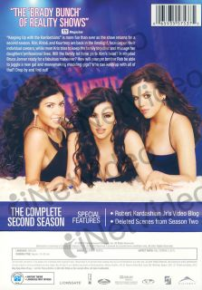 Keeping Up with The Kardashians The Complete New DVD