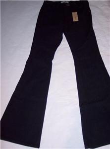 Brand Sylvia Bell Wide Leg 2322 Dark Blue Denim New