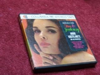Andre Kostelanetz Fire and Jealousy Reel to Reel Tape