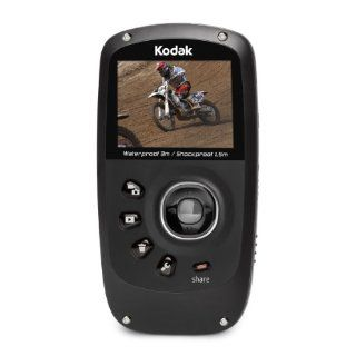 Kodak PlaySport ZX5 HD Waterproof Digital Video Camcorder Camera New