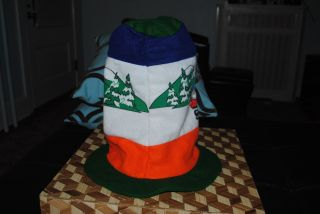 Gang Tall Party Fabric Top Hat Kenny Cartman Stan Kyle RARE 12