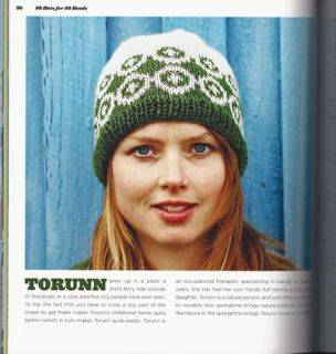 Pattern Book Hat Heads Knitting Hats for The Family 50 Designs