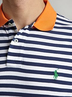 Polo Ralph Lauren Striped polo shirt Pink