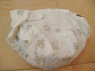 Kushies Aplix Bears AIO Sized Toddler 22 45 lbs All in One AIO Diapers