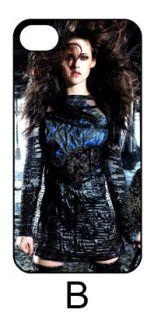 Kristen Stewart iPhone 4 4S 5 Hard Back Case Cover Twilight Bella Swan