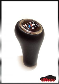 BMW M3 M5 E46 E39 E60 E65 E90 E91 E87 6 Speed Illuminated Gear Shift