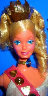 Superstar Barbie Doll Europe Only Princess 1978 Very RARE Other Hair