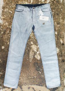 Martin Margiela Blue Velvet Effect Jeans Genuine RRP £260