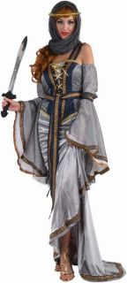 Lady of The Lake Adult Costume Medieval s M L and XL