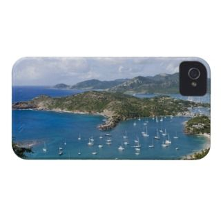 North America, Caribbean, Antigua. English Case Mate iPhone 4 Case