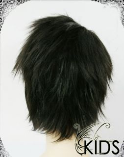 Death Note L Cosplay Wig Costume
