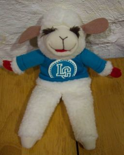 Lamb Chop Hand Puppet 10 Plush Stuffed Animal