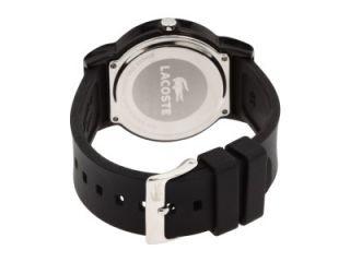 Lacoste Tokyo Black Silicone Strap Watch 2000701