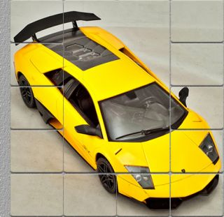 Lamborghini Murcielago LP670 4 SV RH2015 RC Radio Remote Control Car