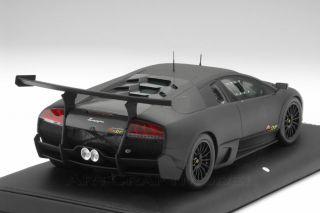 Lamborghini Murcielago LP670 R SV Nemesis Black LE20 Sold Out 1 18