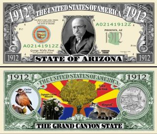 50 United States Quarters Dollar Bills