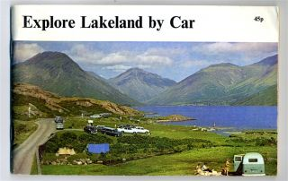 Explore Lakeland United Kingdom by Car More Than 50 Places to Visit