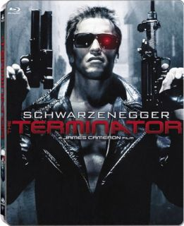 JAPAN Limited Edition) Blu ray Steel Book specification Terminator