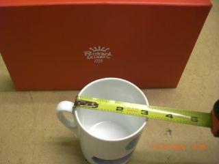 Richard Ginori Home Sweet Home Tea Mugs Set of 2