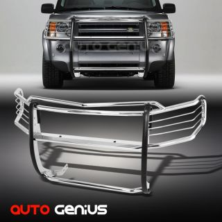 05 09 Land Rover LR3 Discovery 3 Stainless 1pc Grille Brush Guard Push
