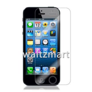 10x Clear LCD Screen Protector Film Guard Cover for Apple iPhone 5 5th