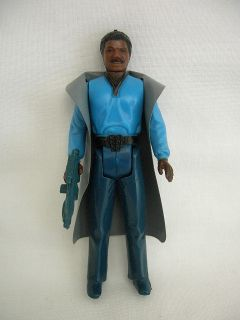This is Lando Calrissian Vintage Star Wars Action Figure from 1980