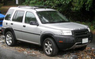 Land Rover Freelander Front Brake Pads 2004 2005