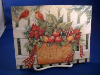 Lang Co Artist Susan Winget Merry Christmas Welcome Cards Five