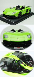 18 Mr Lamborghini Aventador J 2012 Geneve Verde Ithaca LAMBO08D LE99