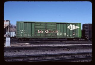 Slide Freight CPLT Camino Placerville & Lake Tahoe 50Box 7742 In 1982
