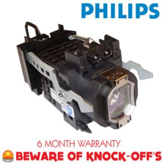 Philips Lamp for Sony XL 2400 XL 2400U F 9308 750 0