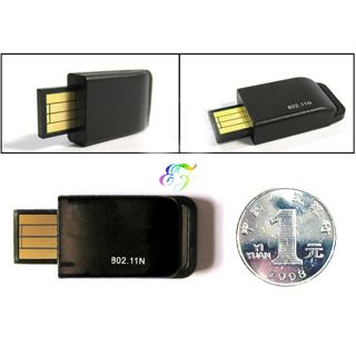 150M WiFi USB Wireless LAN Network Laptop Card Adapter