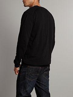 Peter Werth Elements Long   sleeved cardigan Grey Marl