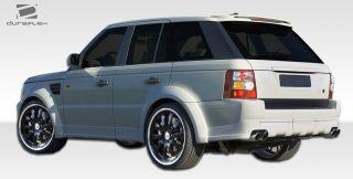 2006 2009 Land Rover Range Rover Sport Duraflex HM S Side Skirts (4