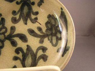 La Paz Mexico Art Pottery Small Bowl Signed