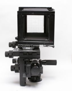 Camera Advanced Professional Large Format Awesome Quality Solid